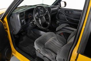 2002 Chevrolet S-10