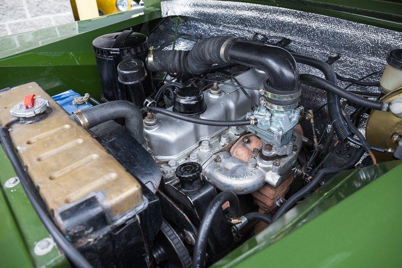 1963 Land Rover Santana Series