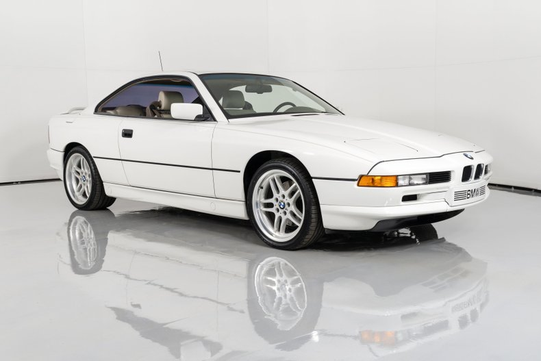 1992 BMW 850i