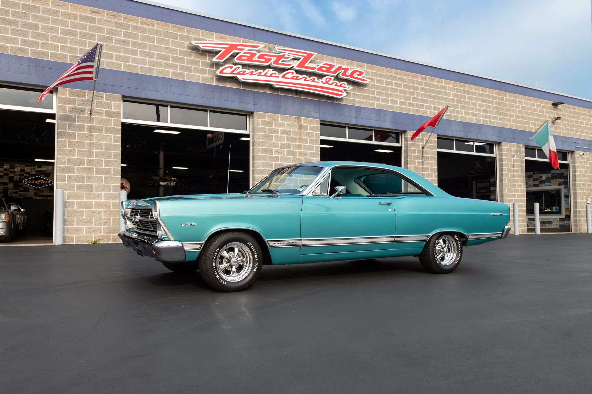 1967 ford fairlane 500xl