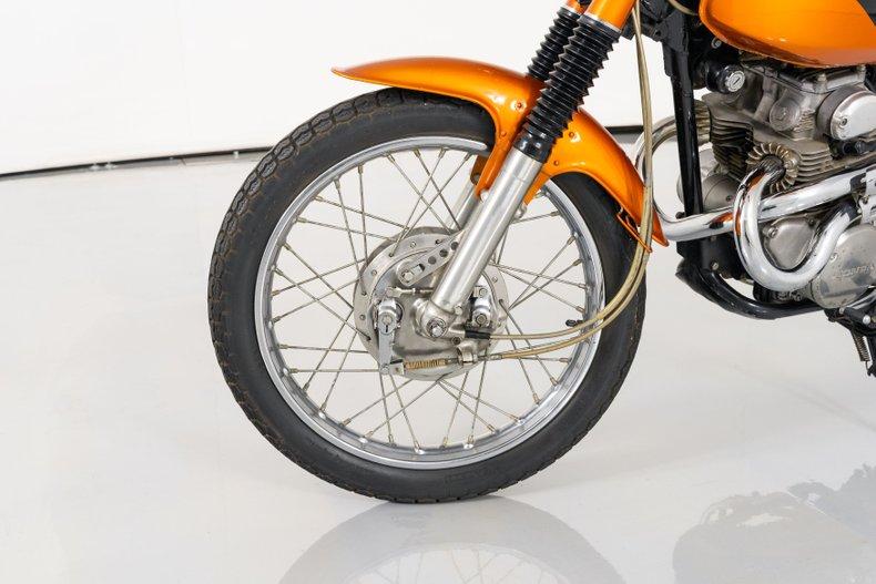 1971 Honda CL175
