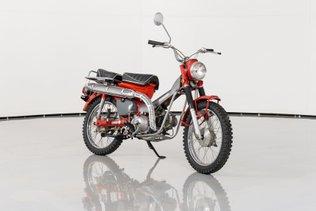 1970 Honda Trail 90