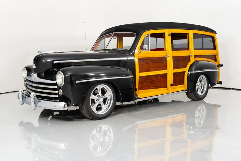 1947 Ford Woody
