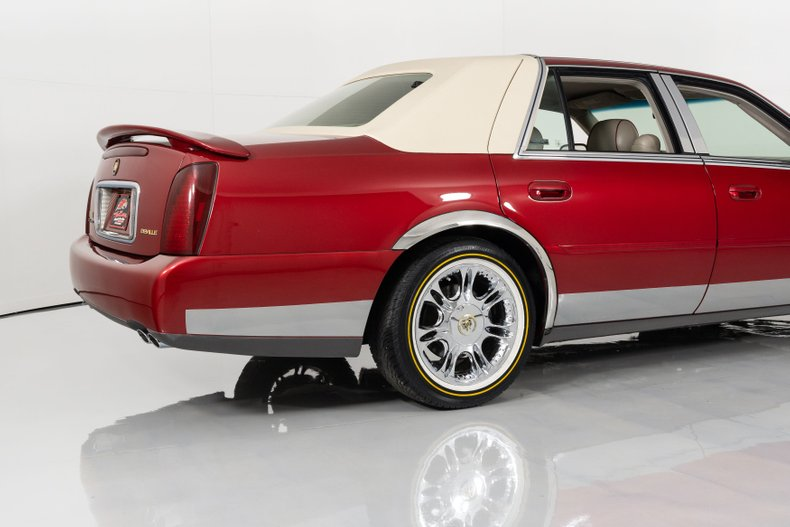 2000 Cadillac DTS