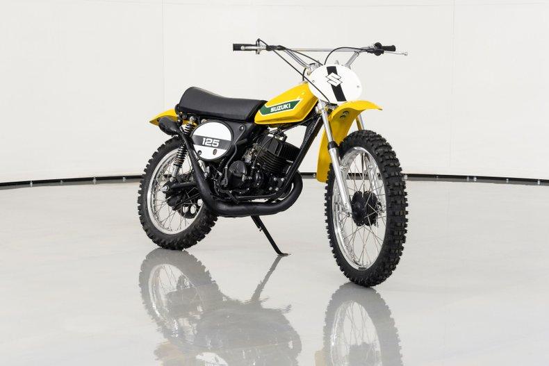 1973 Suzuki TM-125