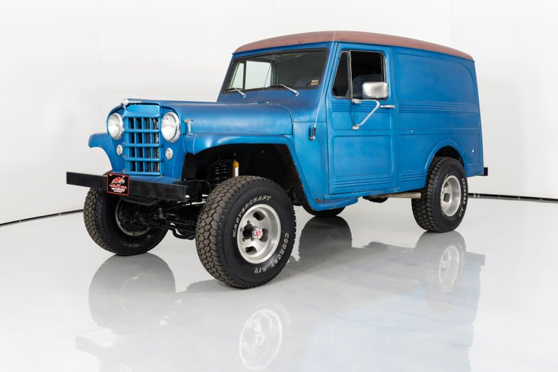 1952 Willys Jeep Wagon