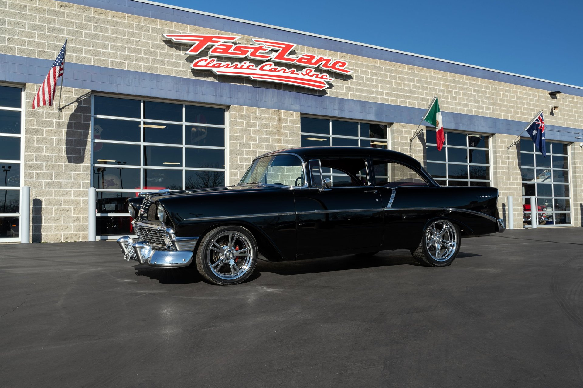 1956 Chevrolet 210 Restomod