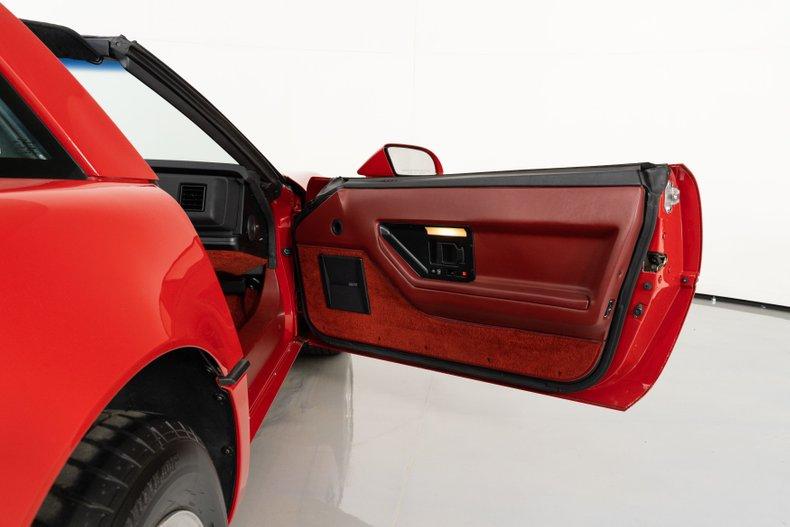 1985 Chevrolet Lingenfelter Corvette