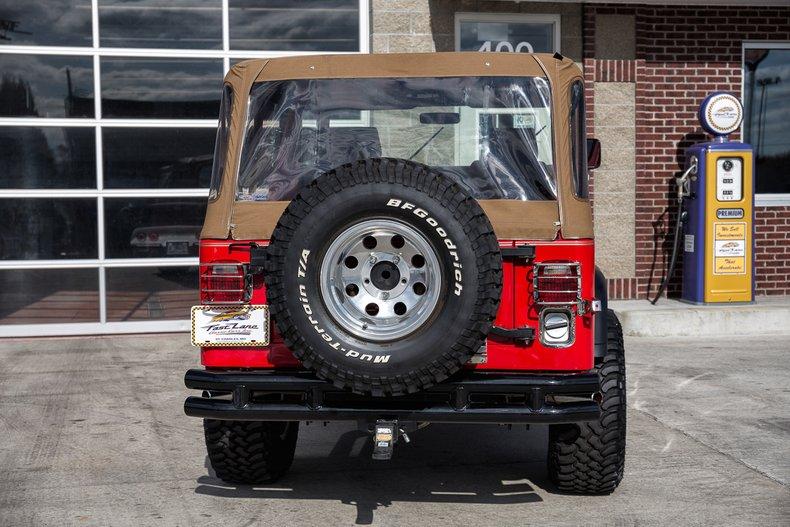 1985 Jeep CJ