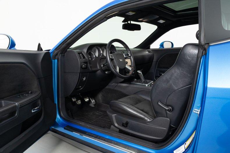 2009 Dodge Challenger SRT-8
