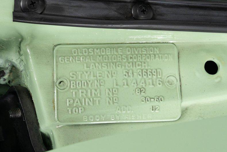 1954 Oldsmobile Super 88