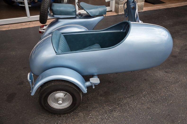 1961 Vespa 150