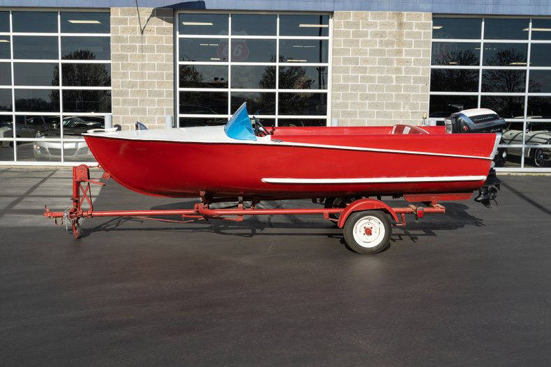 1957 Gator Boat