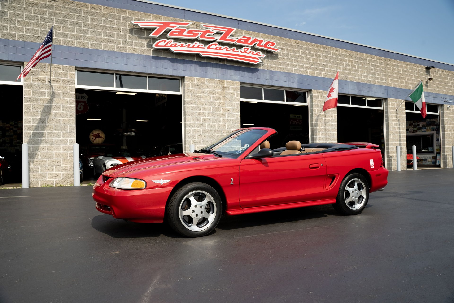 1994 ford mustang indy pace car