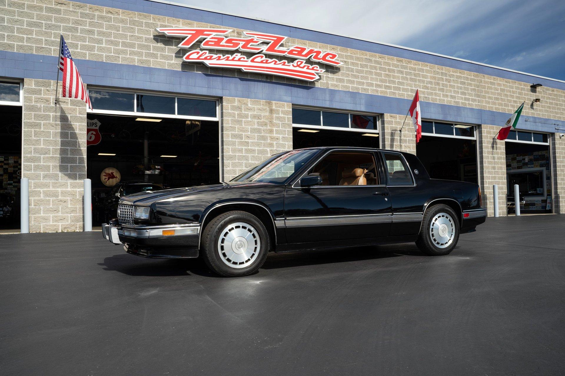 1991 cadillac eldorado touring coupe