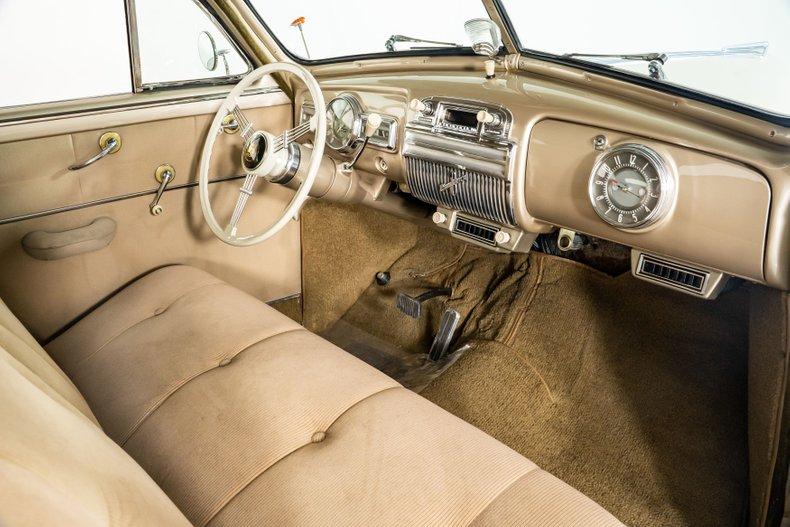 1947 Pontiac Torpedo