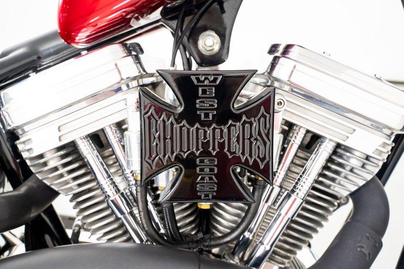2012 West Coast Chopper CFL