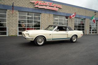 1968 Ford Shelby GT500KR