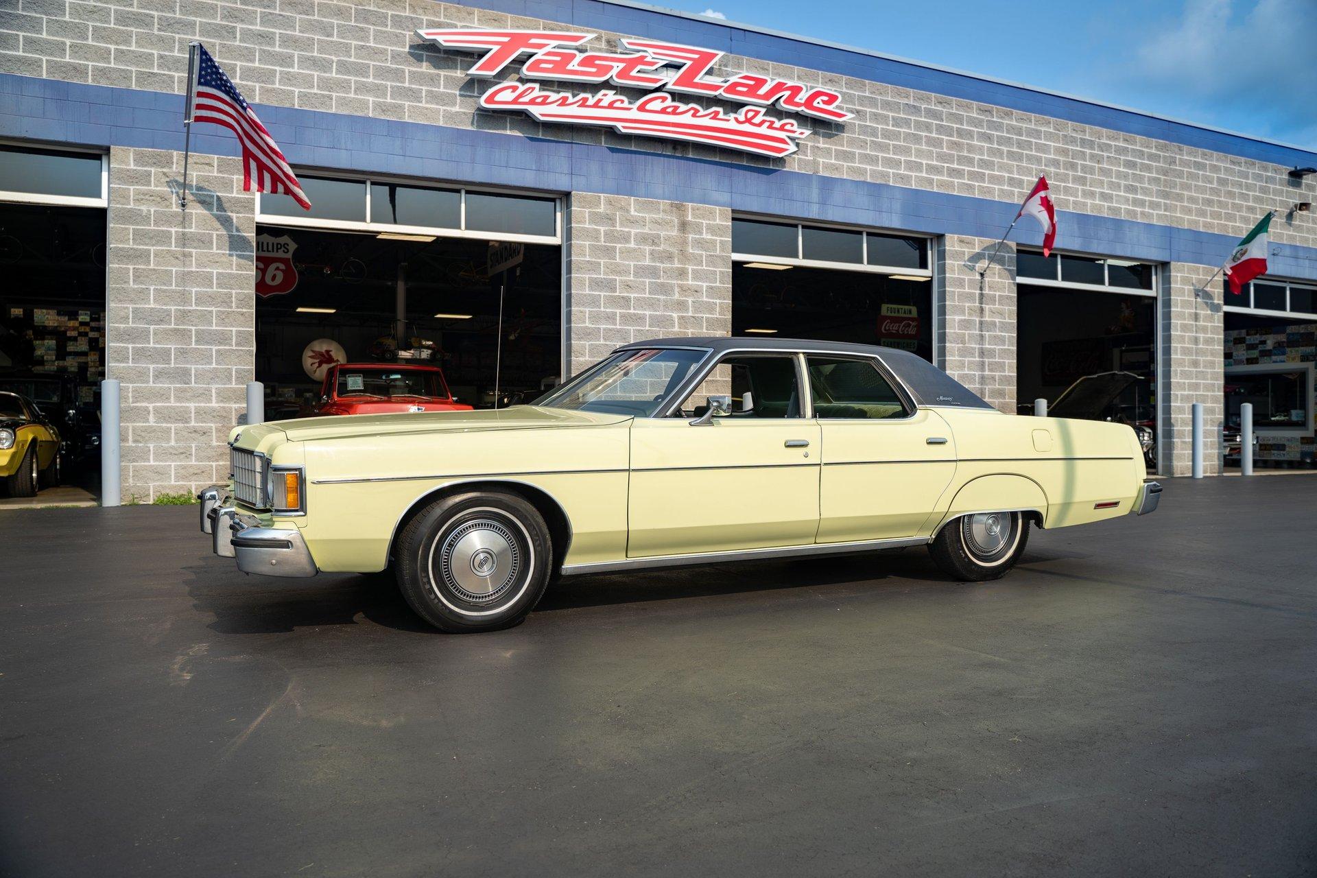 1974 mercury monterey custom