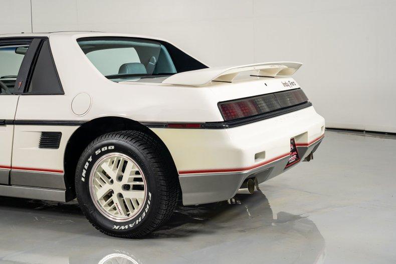 1984 Pontiac Fiero