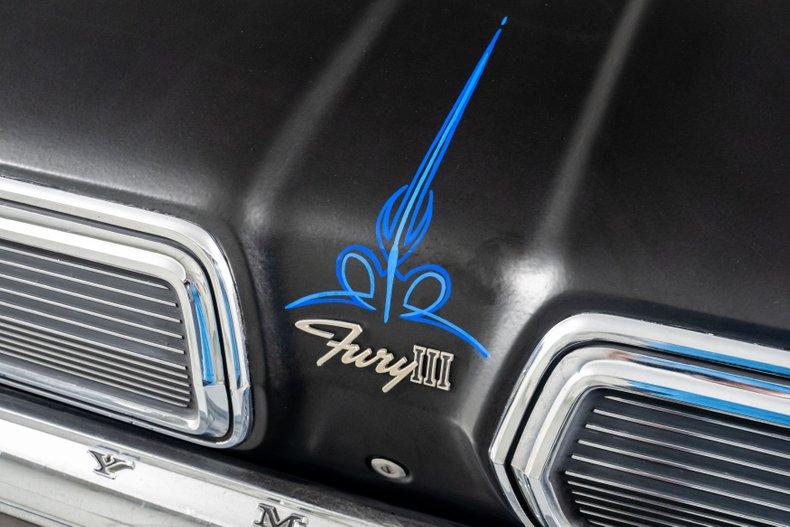 1966 Plymouth Fury III