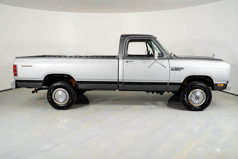 1984 Dodge Ram