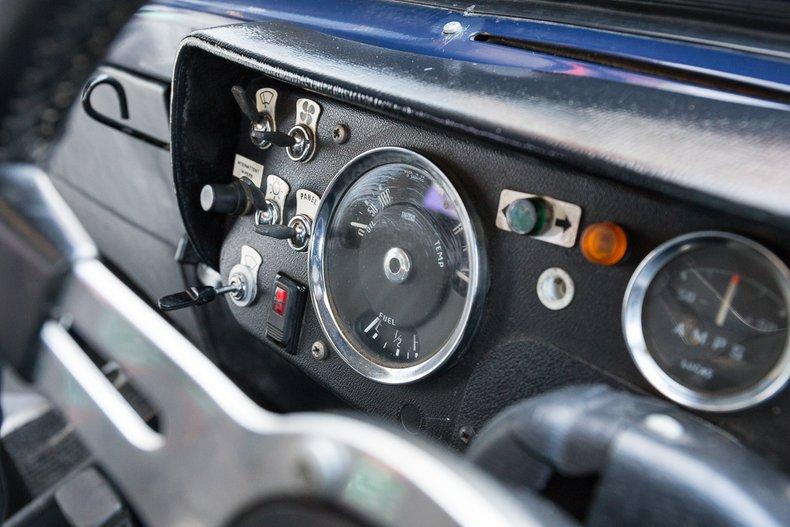 1974 Austin Taxi Cab