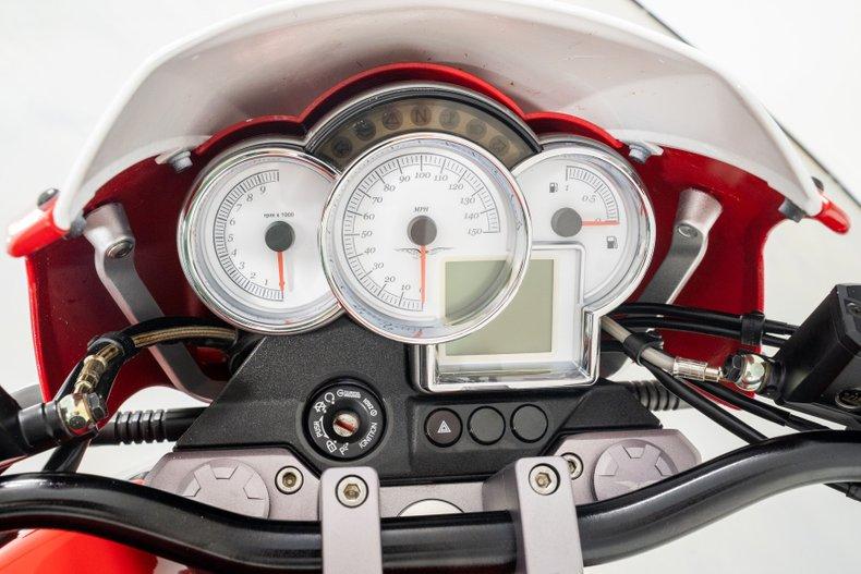 2008 Moto Guzzi 1200 Sport