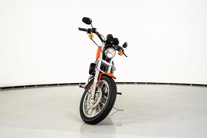 2002 Harley-Davidson XLH883