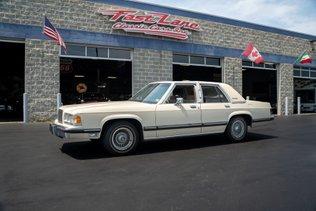 1991 Mercury Grand Marquis