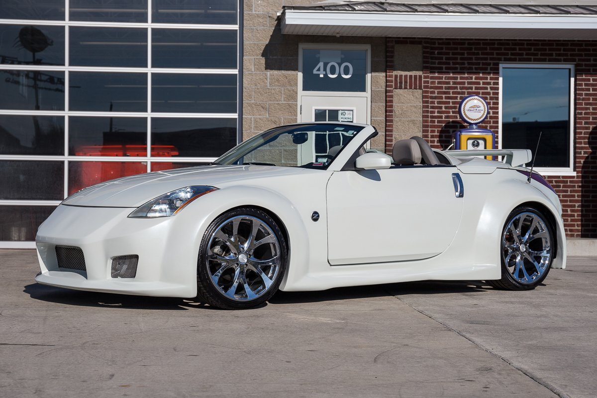 2005 Nissan 350z Fast Lane Classic Cars