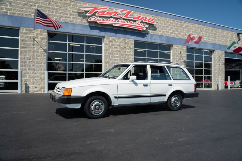 1987 Ford Escort