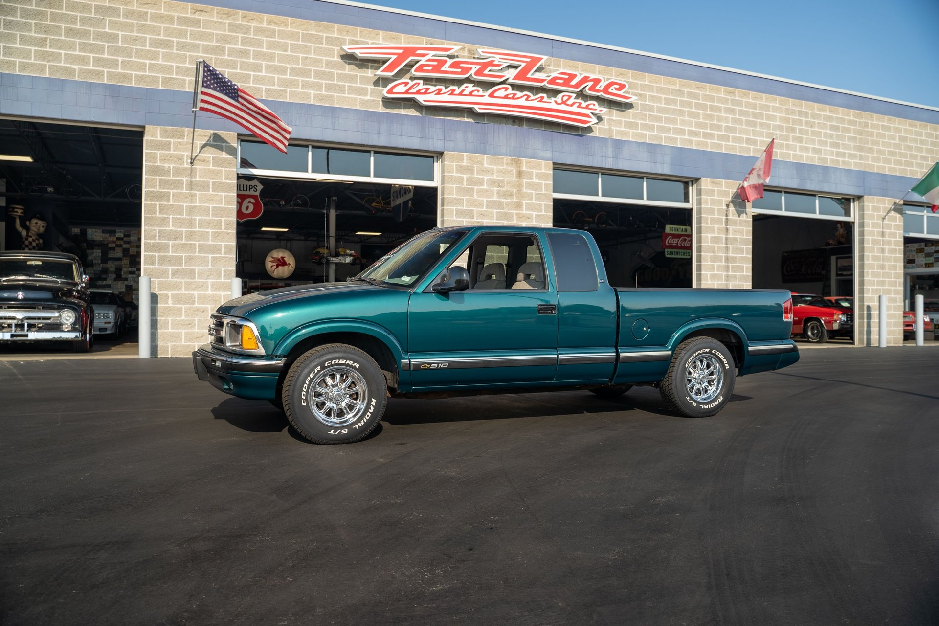 1997 chevrolet s 10 extended cab
