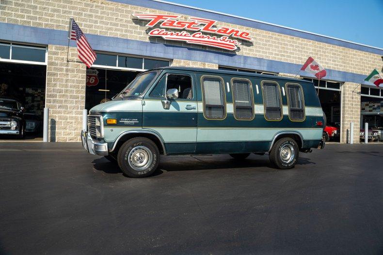 1983 Chevrolet G20
