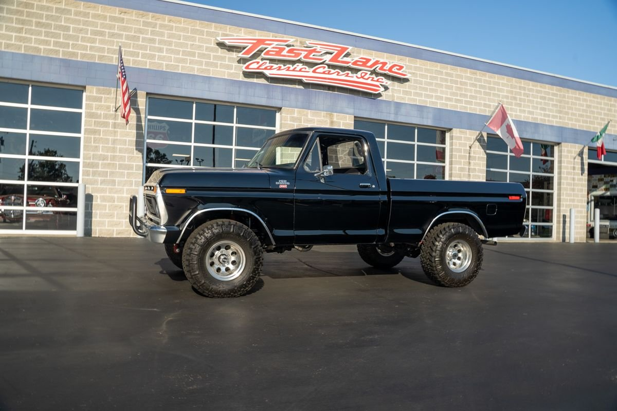 1977 ford f150 4x4