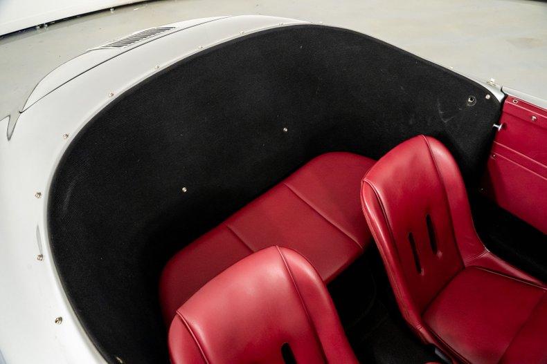 1967 Porsche 356 Speedster Replica