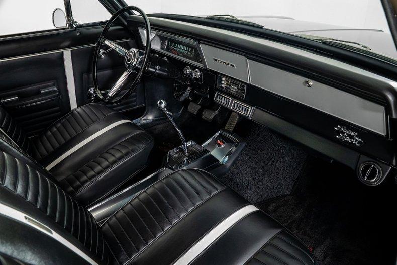 1967 Chevrolet Chevy II Nova
