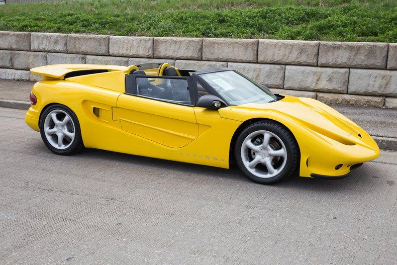 2002 La Forza Spyder