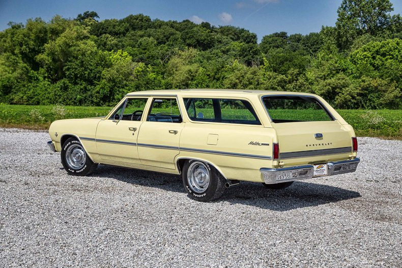 1965 Chevrolet Malibu