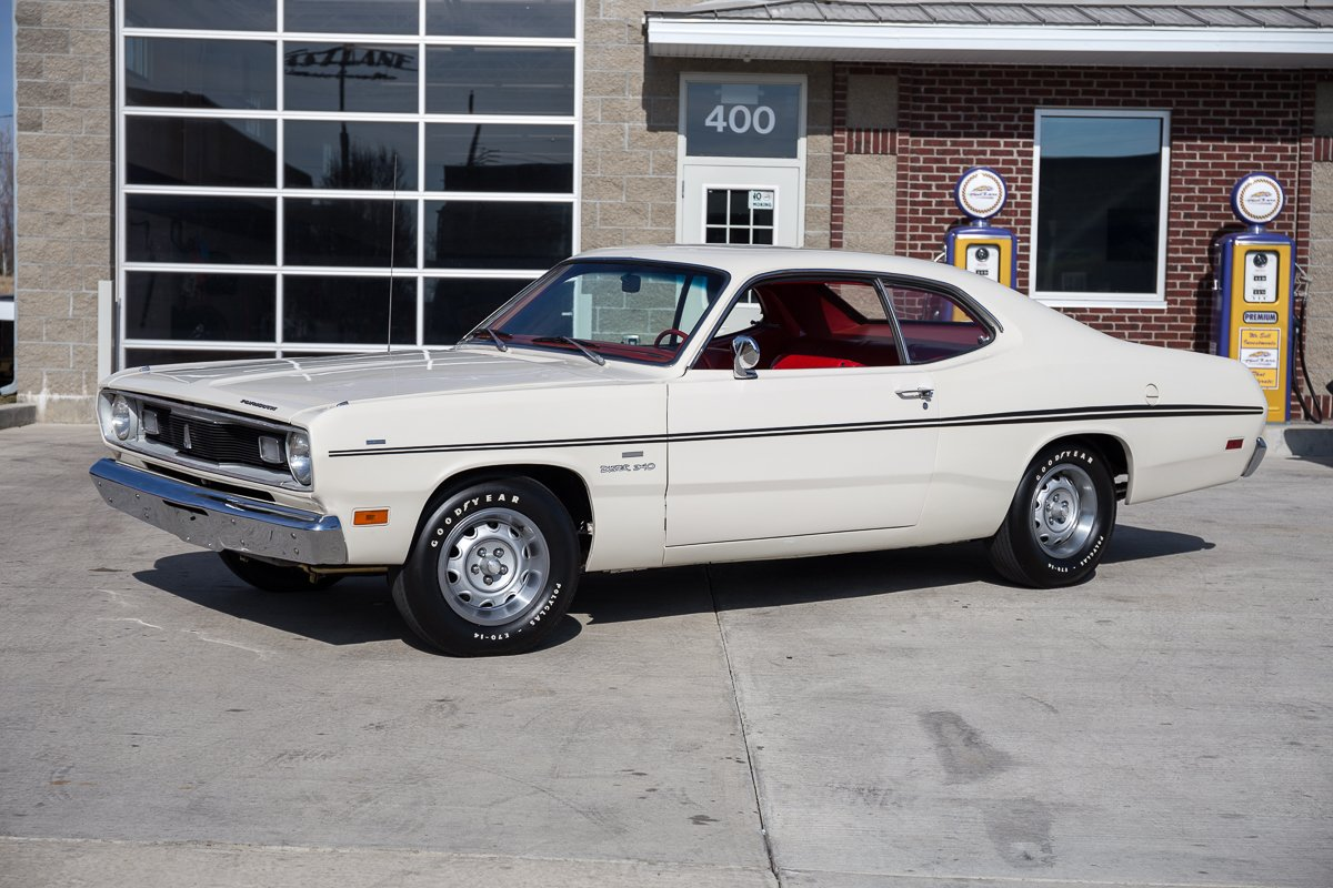 1970 plymouth duster fast lane classic cars