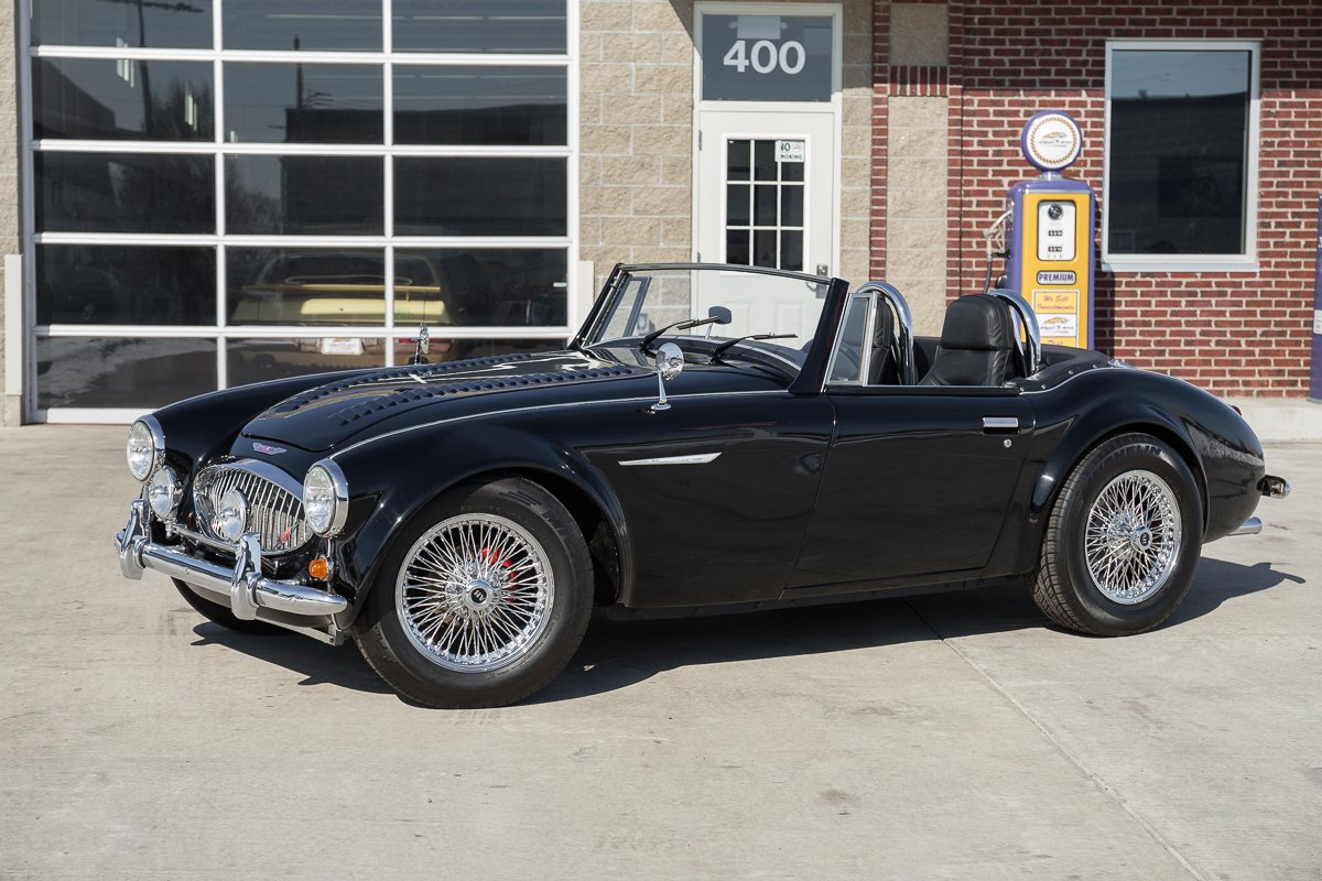 1987 austin healey roadster replica