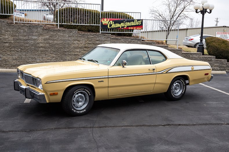 1975 Plymouth Duster