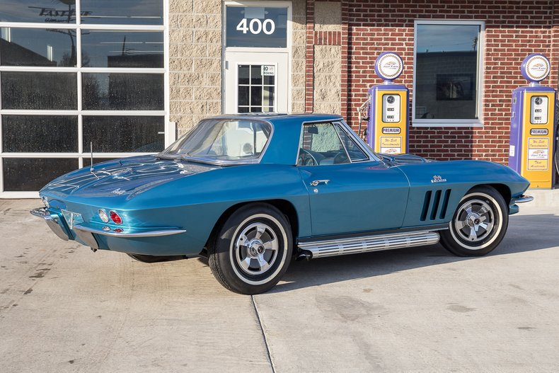 1966 Chevrolet Corvette | Fast Lane Classic Cars