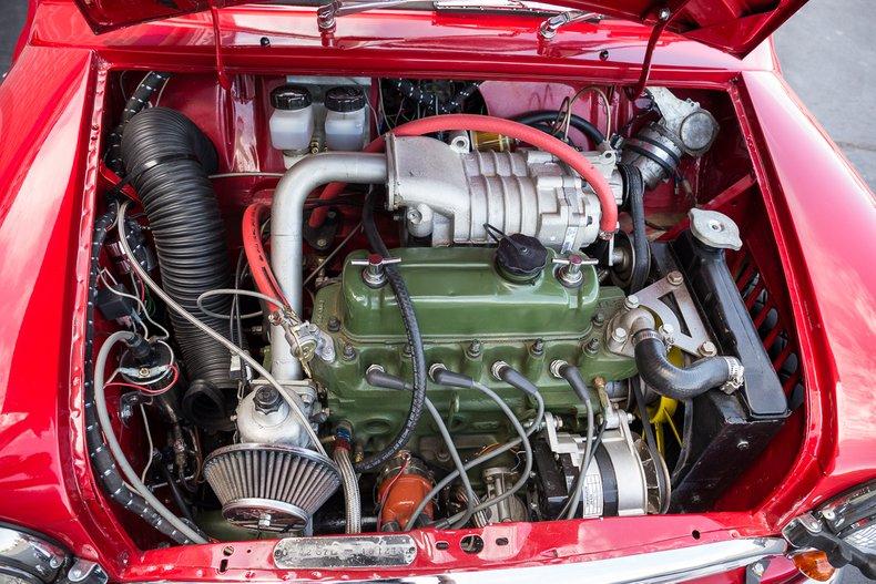 1967 Austin Mini Cooper