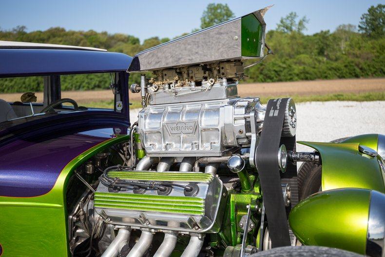 1931 Chrysler Street Rod
