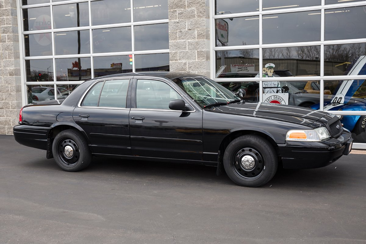 2006 ford crown victoria interceptor