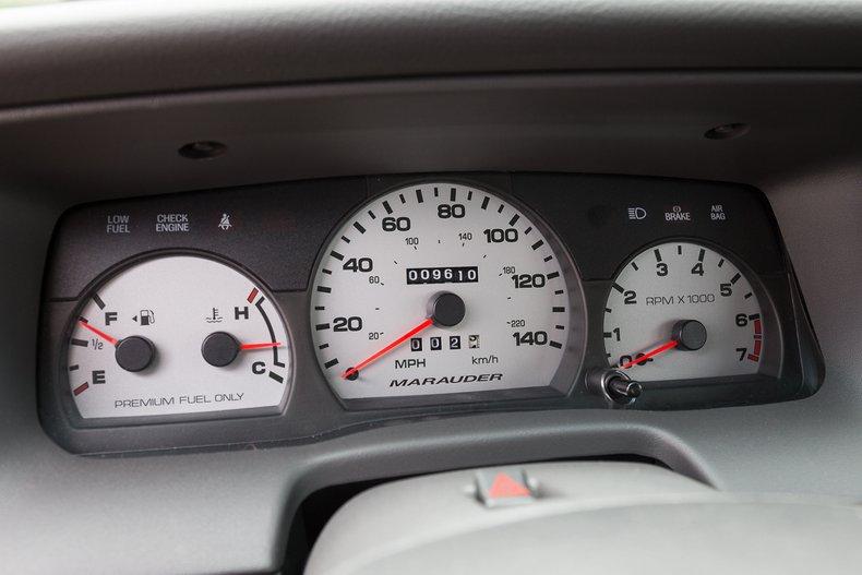 2003 Mercury Marauder