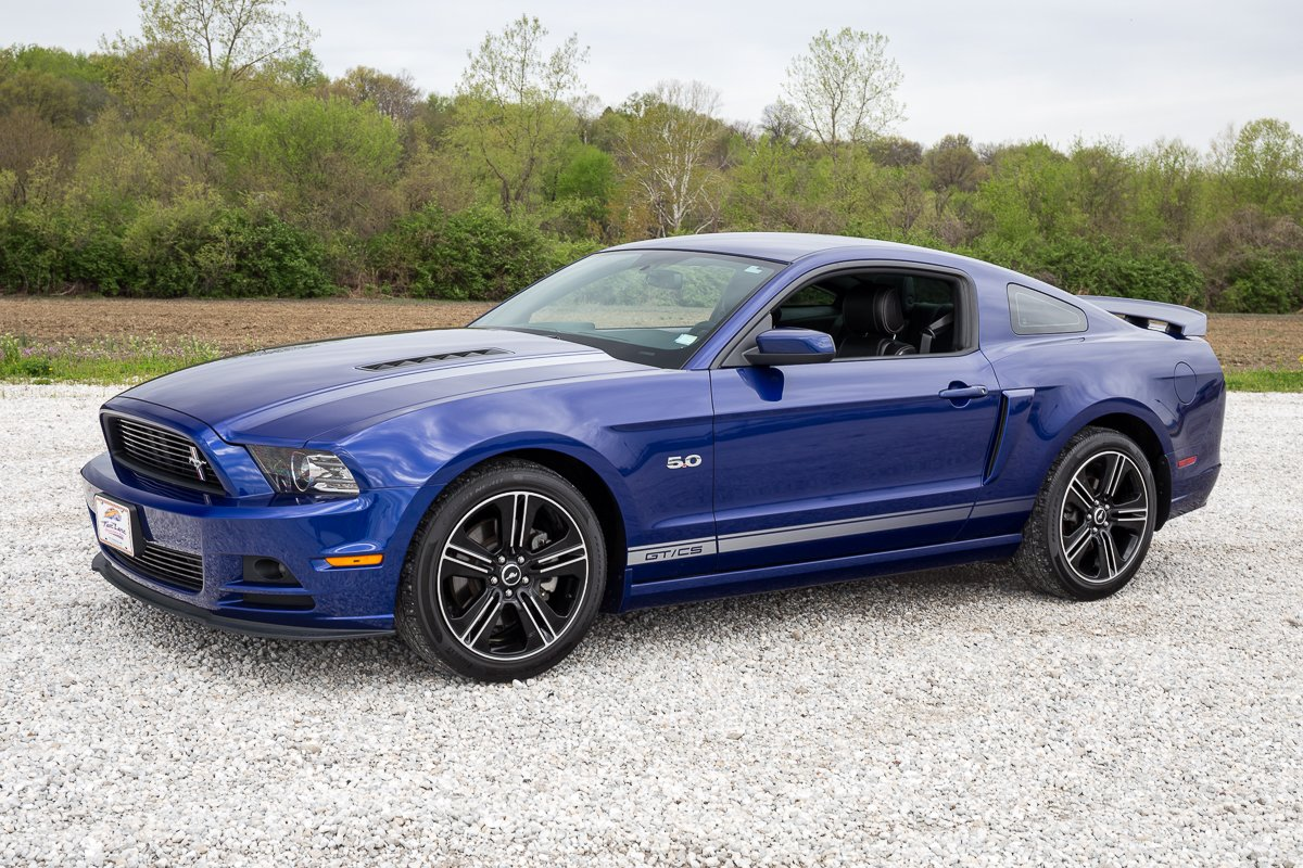 2013 ford mustang gt cs