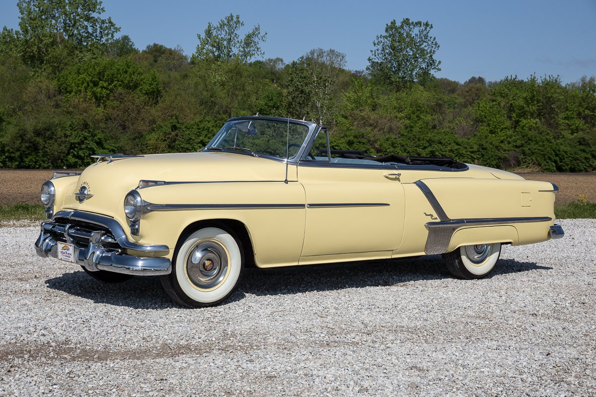 1952 Oldsmobile 98 | Fast Lane Classic Cars