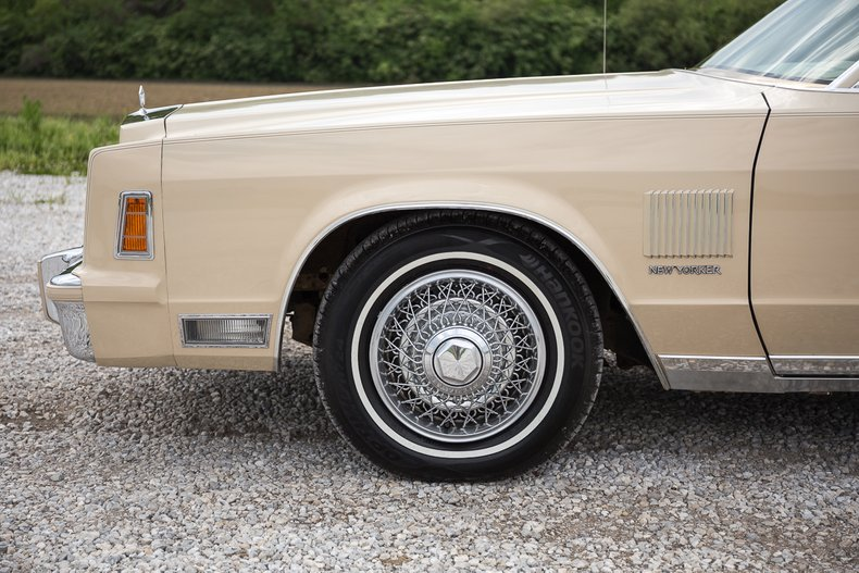 1979 Chrysler New Yorker